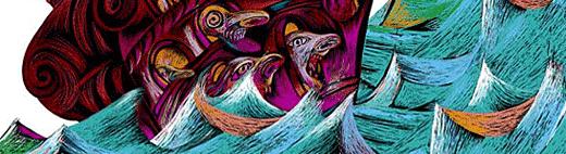 fragmento del Robinson Crusoe de Ajubel